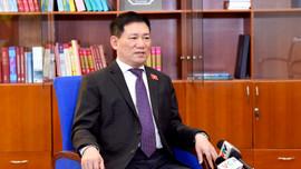 """Bộ trưởng Bộ Tài chính: Không có chuyện """"ngân sách cạn kiệt"""""""