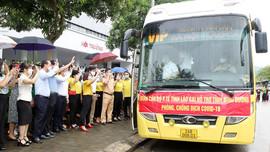 Lào Cai: Cử đoàn cán bộ y tế thứ 2 hỗ trợ tỉnh Bình Dương chống dịch Covid-19