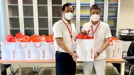 Công đoàn PV GAS đồng hành cùng người lao động vượt qua đại dịch