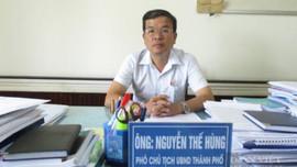 Quảng Nam:  Kỷ luật cảnh cáo Phó Chủ tịch UBND TP. Hội An