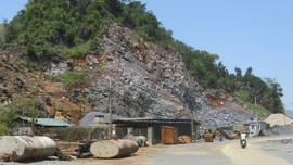 Điện Biên: Tăng cường giám sát môi trường trong khai thác khoáng sản