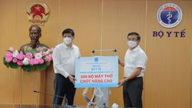 PV GAS tiếp tục ủng hộ các chương trình phòng chống Covid - 19