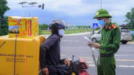 Quảng Trị: Quy định nhóm đối tượng được ra vào TP Đông Hà trong thời gian thực hiện Chỉ thị 16