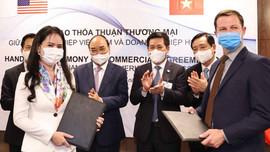 T&T Group và đối tác Mỹ ký các hợp đồng hợp tác thương mại đầu tư trị giá trên 3 tỷ USD