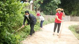 """Lào Cai: Hưởng ứng Chiến dịch """"Làm cho thế giới sạch hơn năm 2021"""""""