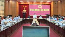 Thái Bình: Đẩy nhanh tiến độ triển khai thực địa dự án sân Golf Long Hưng