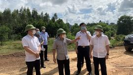 Thanh Hóa: Giám sát cấp phép khai thác, thăm dò khoáng sản làm vật liệu xây dựng