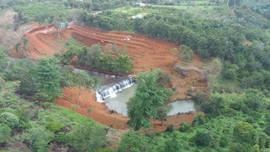 Đắk Nông: Nhiều bất cập trong công tác quản lý san lấp mặt bằng