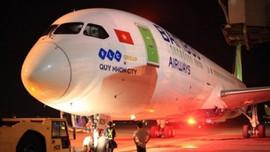 """Bamboo Airway cất cánh đưa thương hiệu """"Quy Nhơn City"""" sang Hoa Kỳ"""