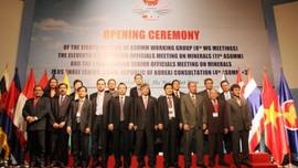 Sắp diễn ra chuỗi Hội nghị Bộ trưởng ASEAN về khoáng sản lần thứ 8 và các Hội nghị liên quan năm 2021