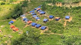 Những lán cách ly vùng cao góp phần phòng chống Covid-19 ở Sơn La