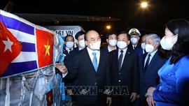 Chuyến công du của Chủ tịch nước: Thành công rực rỡ của ngoại giao vaccine