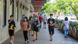 Từ 28/9, Hà Nội cho phép tập thể dục, thể thao ngoài trời, mở cửa trung tâm thương mại