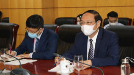 Việt Nam hoan nghênh sáng kiến Cam kết giảm phát thải mê-tan