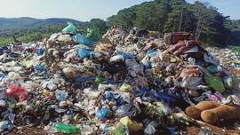 Đắk Nông: Bãi rác trong lòng thị trấn