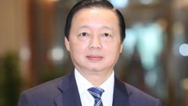 Thư chúc mừng của Bộ trưởng Bộ TN&MT Trần Hồng Hà nhân 76 năm Ngày truyền thống ngành Khí tượng Thủy văn