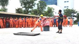 EVNNPC chú trọng an toàn phòng cháy trong sử dụng điện và quản lý, vận hành lưới phân phối