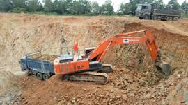 Quảng Trị: Bổ sung quy hoạch 65 mỏ đất làm vật liệu san lấp