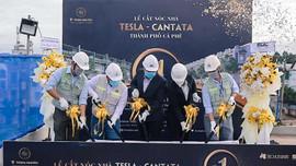 Tập đoàn Xây dựng Hòa Bình cất nóc dự án đầu tiên tại Thành phố cà phê
