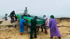 Đà Nẵng: Chủ động ứng phó mưa bão, cấm tàu thuyền ra khơi