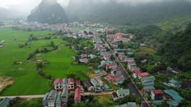 Hà Quảng (Cao Bằng): Giai đoạn 2014 – 2020, thu hồi hơn 80ha đất để thực hiện các dự án