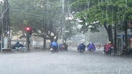 Thời tiết ngày 9/10: Cả nước có mưa rào và dông