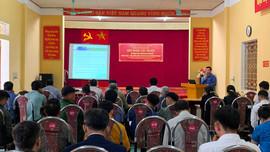 Yên Bái: Tập huấn cho đồng bào vùng cao về công tác quản lý đất đai
