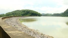 Nho Quan (Ninh Bình): Cấp thiết giữ an toàn công trình hồ, đập trong mùa mưa bão
