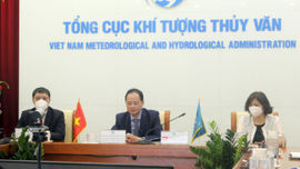 Tổng cục Khí tượng Thủy văn tham dự Phiên họp bất thường của Đại hội đồng Khí tượng thế giới
