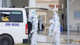 Đà Nẵng đóng cửa bệnh viện dã chiến, chuyển toàn bộ F0 đến nơi điều trị mới