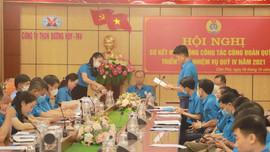 Công đoàn Công ty than Dương Huy đồng hành với người lao động