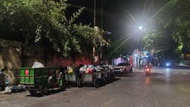 Cao Bằng: Điểm tập kết, trung chuyển rác thải sinh hoạt giữa lòng thành phố