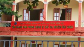 Yên Bái: Khởi tố 3 cán bộ sai phạm liên quan đất đai