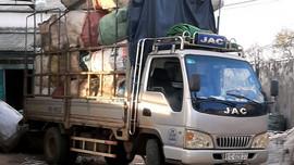 Phạt 10 triệu cơ sở phế liệu không thu gom chất thải theo quy định