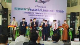 Khai trương đường bay thẳng Hà Nội/Thành phố Hồ Chí Minh - Điện Biên