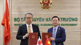 Việt Nam – Nhật Bản: Ký kết hợp tác về tăng trưởng các-bon thấp giai đoạn 2021-2030