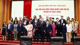 Thứ trưởng Bộ TN&MT Lê Công Thành được bầu làm Chủ tịch Hội Hữu nghị Việt Nam - Đan Mạch nhiệm kỳ 2021 - 2026
