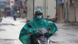 Thời tiết 16/10: Bắc Bộ và Thanh Hóa có mưa, mưa rào rải rác