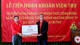 Quỹ Coca-Cola tiếp tục ủng hộ 9 tỷ đồng cho các hoạt động phòng chống dịch COVID-19 tại Việt Nam