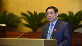 Chính phủ đề ra12 giải pháp chomục tiêu GDP năm 2022 tăng 6 - 6,5%