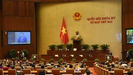 Quốc hội ban hành nhiều Nghị quyết quan trọng cùng cả nước phòng, chống dịch COVID-19