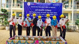 PC Điện Biên: Khởi công xây dựng nhà ăn bán trú học sinh, trường tiểu học Sính Phình số 2, huyện Tủa Chùa