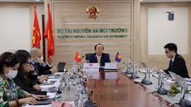 Khai mạc Hội nghị Bộ trưởng Môi trường ASEAN lần thứ 16