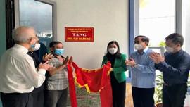Thanh Hóa: Trao nhà đoàn kết cho 13 hộ công giáo