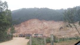 Hà Tĩnh: Hủy kết quả trúng đấu giá đối với hai mỏ đất