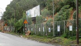 Bình Định: Yêu cầu báo cáo các trường hợp lấn chiếm đất đai trên QL.1D