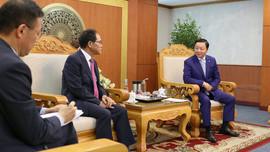 Hàn Quốc hỗ trợ Việt Nam về tăng trưởng xanh
