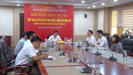 Đoàn ĐBQH tỉnh Bà rịa – Vũng Tàu tổ chức Hội nghị trực tuyến tiếp xúc cử tri
