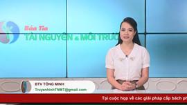 Bản tin Truyền hình Tài nguyên và Môi trường số 34/2020 (số 151)