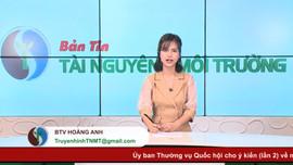 Bản tin Truyền hình Tài nguyên và Môi trường số 40/2020 (số 157)